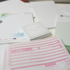 bloczki notesy drukarnia APS Gdansk