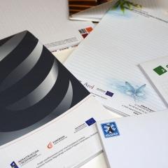 notesy firmowe drukarnia APS Gdansk
