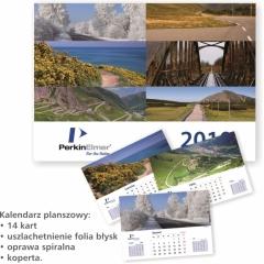 kalendarz planszowy APS Gdansk