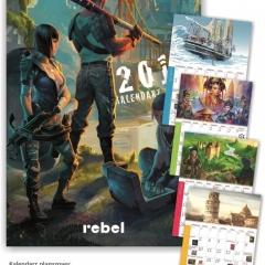 kalendarze planszowe APS Drukarnia